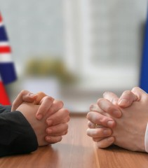 60: Brexit Draft Withdrawal Agreement: You can check out anytime