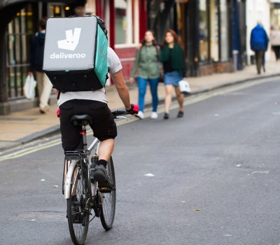 113: Central Arbitration Committee decision that Deliveroo drivers are not 'workers' subject to limited judicial review