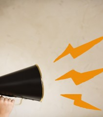 157: Sometimes you need to shout out loud in public affairs